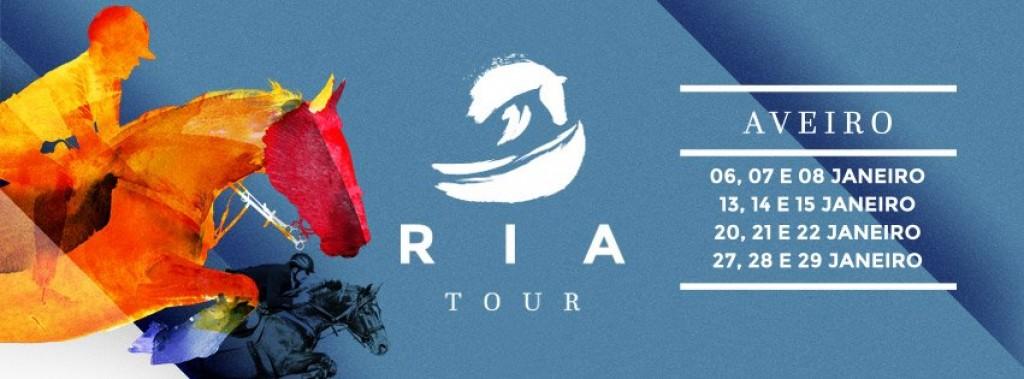 Cantinho do Cavalo presente emRia tour 2017