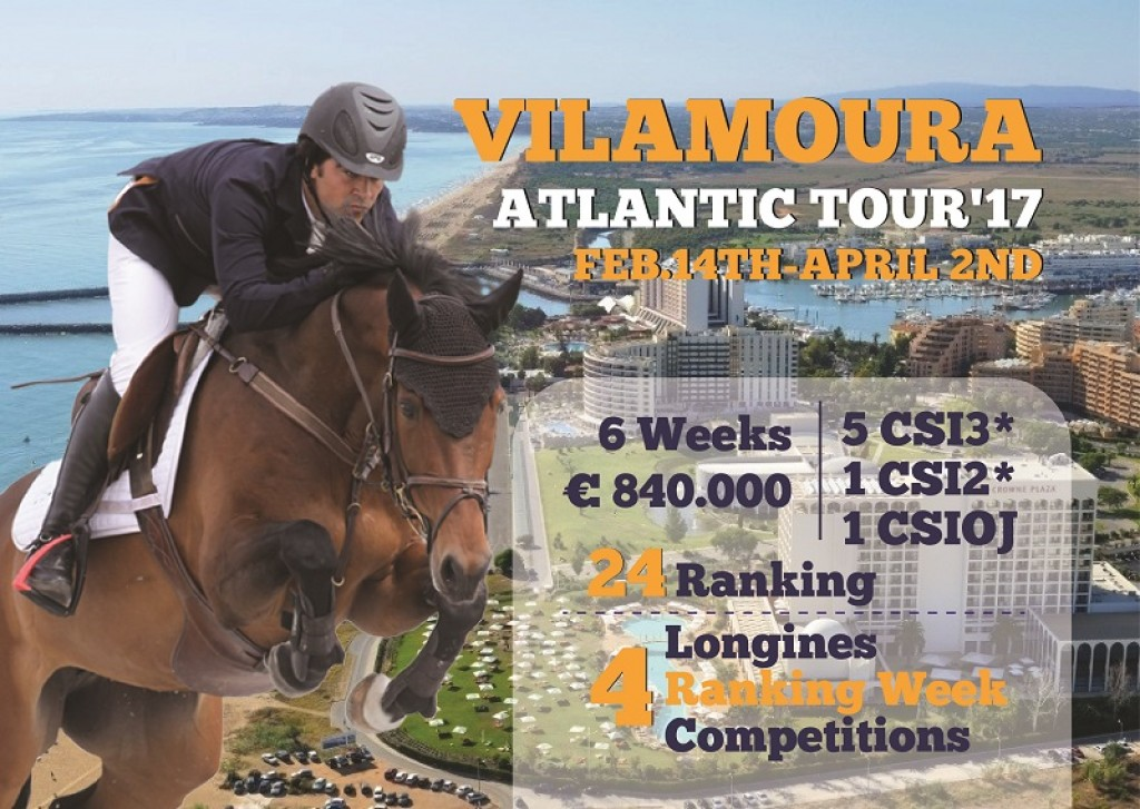 Vilamoura Atlantic Tour 2017