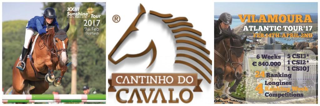 Cantinho do Cavalo - Presenta nas melhores Tour´s da Europa 2017