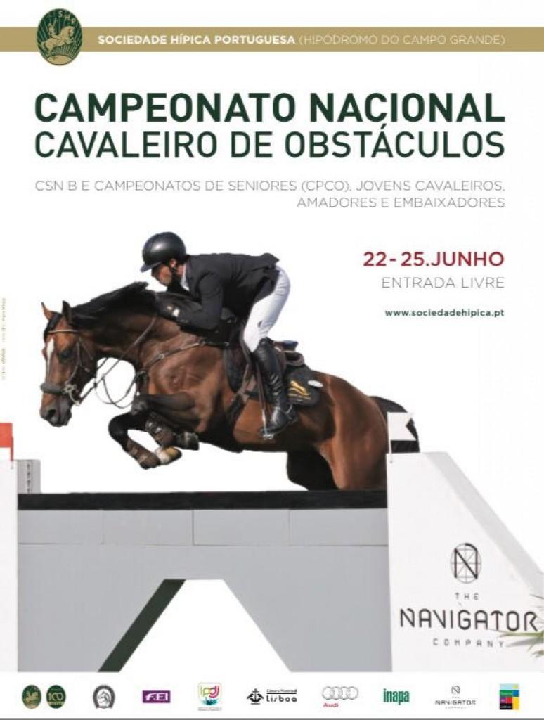 Campeonato Nacional de Obstáculos 2017