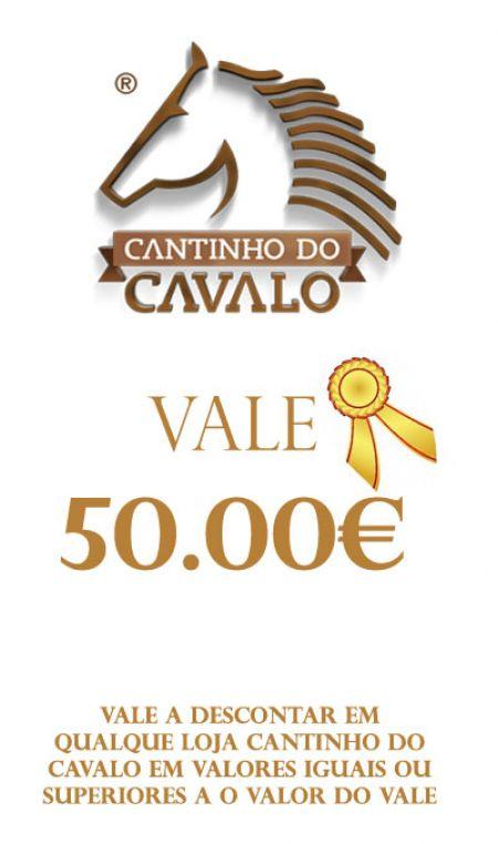 Vale OFERTA 50.00€