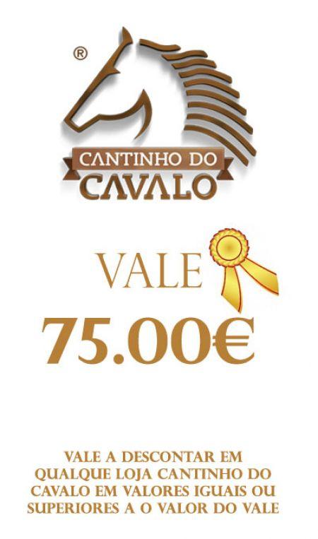 Vale OFERTA 75.00€