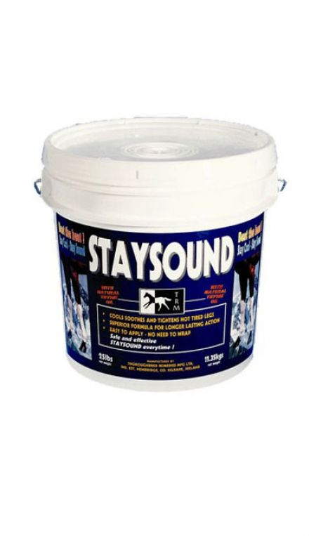 Staysound, Greda de 11.350kg