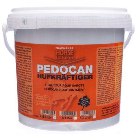 Untura de Cascos Pedocan 2.5kg PRETA