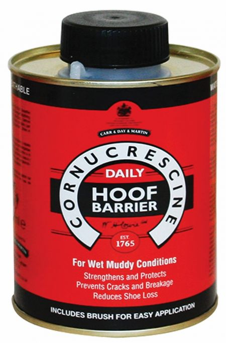 Cornucrescine Hoof Barrier, 400ml