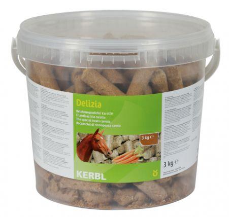 Recompensas de Cenoura KERBL 3kg