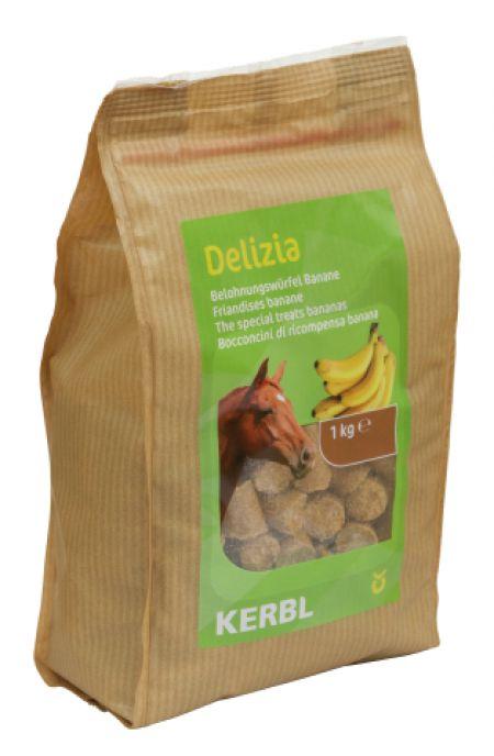 Recompensas de Banana KERBL 1kg