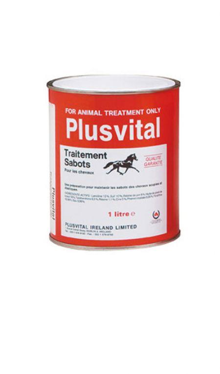 Plusvital, untura p/ cascos, 1kg