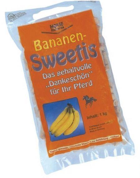 Recompensas Fitform Banana, 1kg