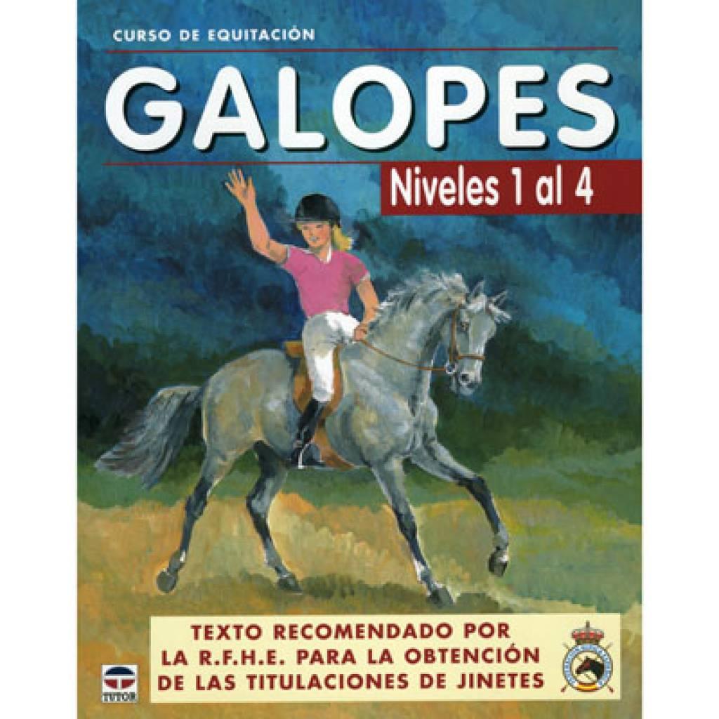 Livro Galope sela 1 a 4