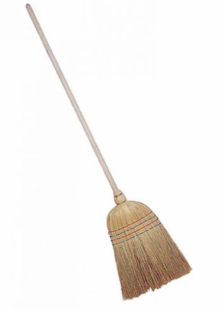 Vassoura palha de arroz
