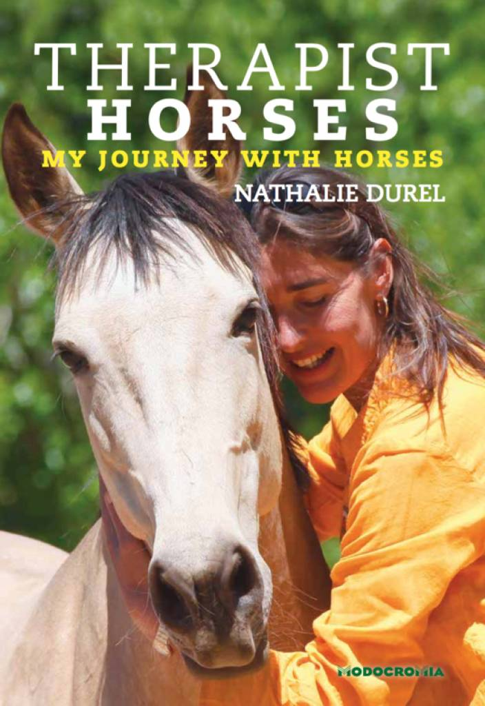 "Livro Therapist Horses ""My Journey With Horses"""