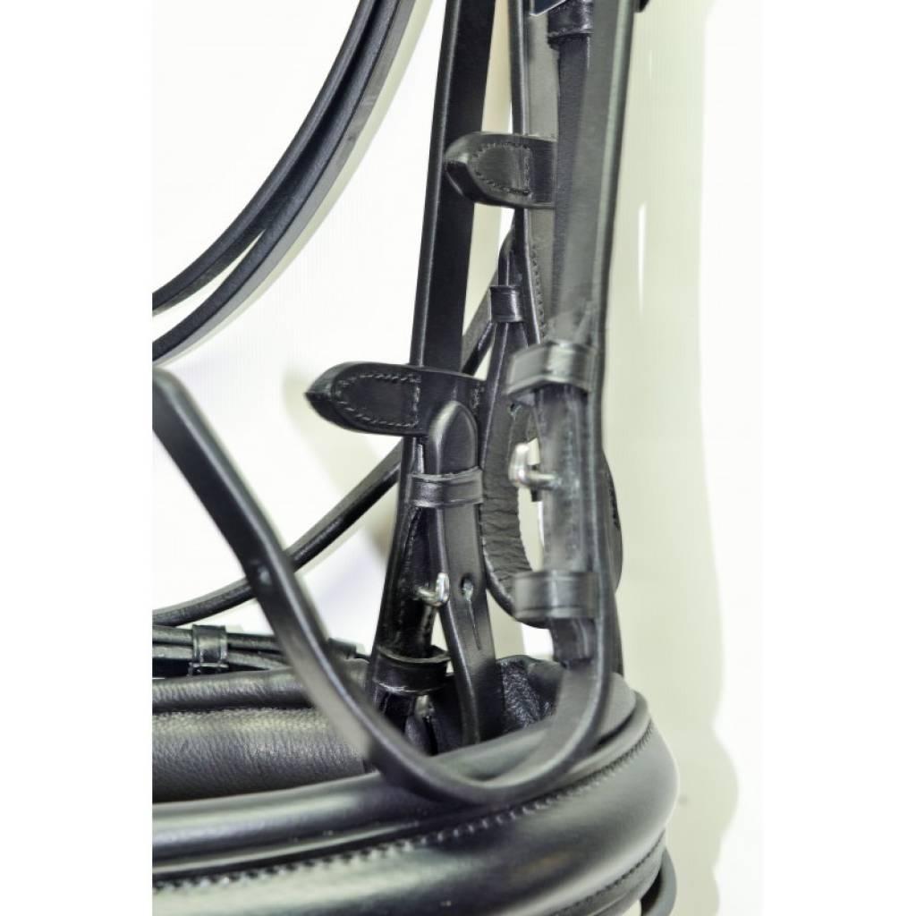 Cabeçada freio/Bridão Focinheira Larga Skyline Iquus