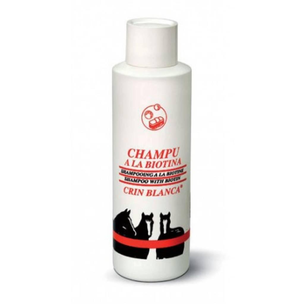 Champô com Biotina