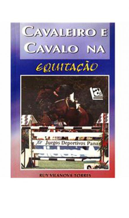 Cavaleiro e Cavalo na Equitação
